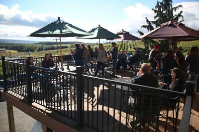 Winery adapts to offer music while social distancing