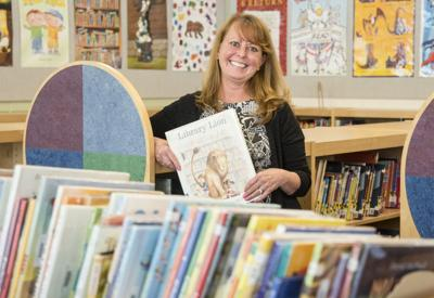 Transforming library into school hub helped Selinsgrove's Barrick into Teacher of the Year finals