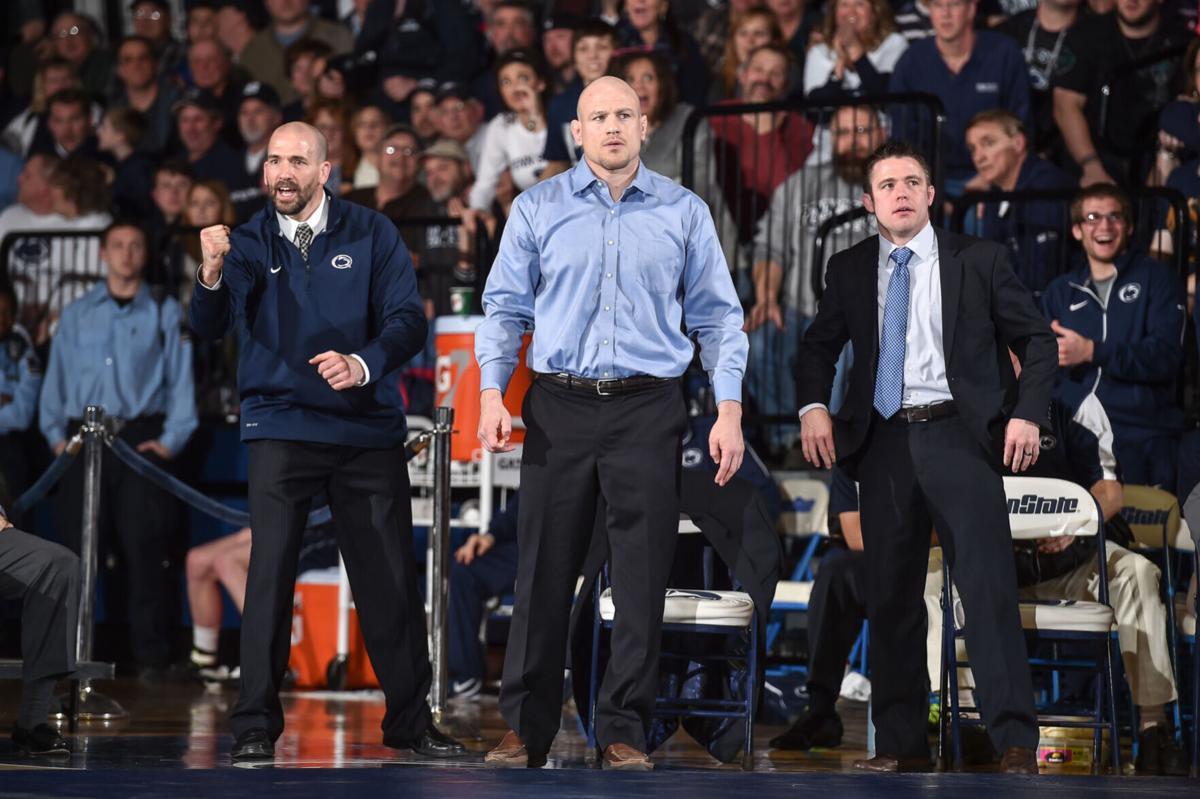 Penn State wrestling coaches