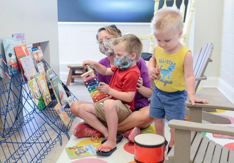 Lewisburg Children's Museum reopens to public