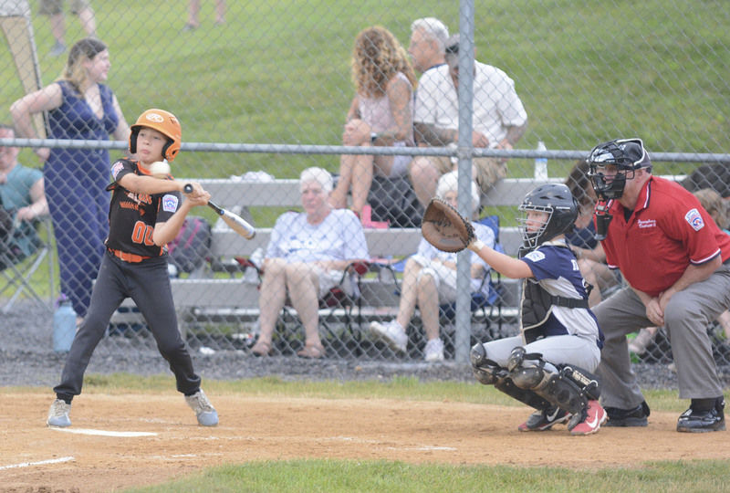 Milton ousted by Central in 9-10-11 play