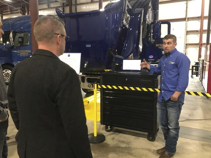 New facility will help keep Watsontown Trucking fleet on road