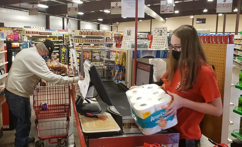 Demand for cleaners, toilet paper surging again in U.S., Valley