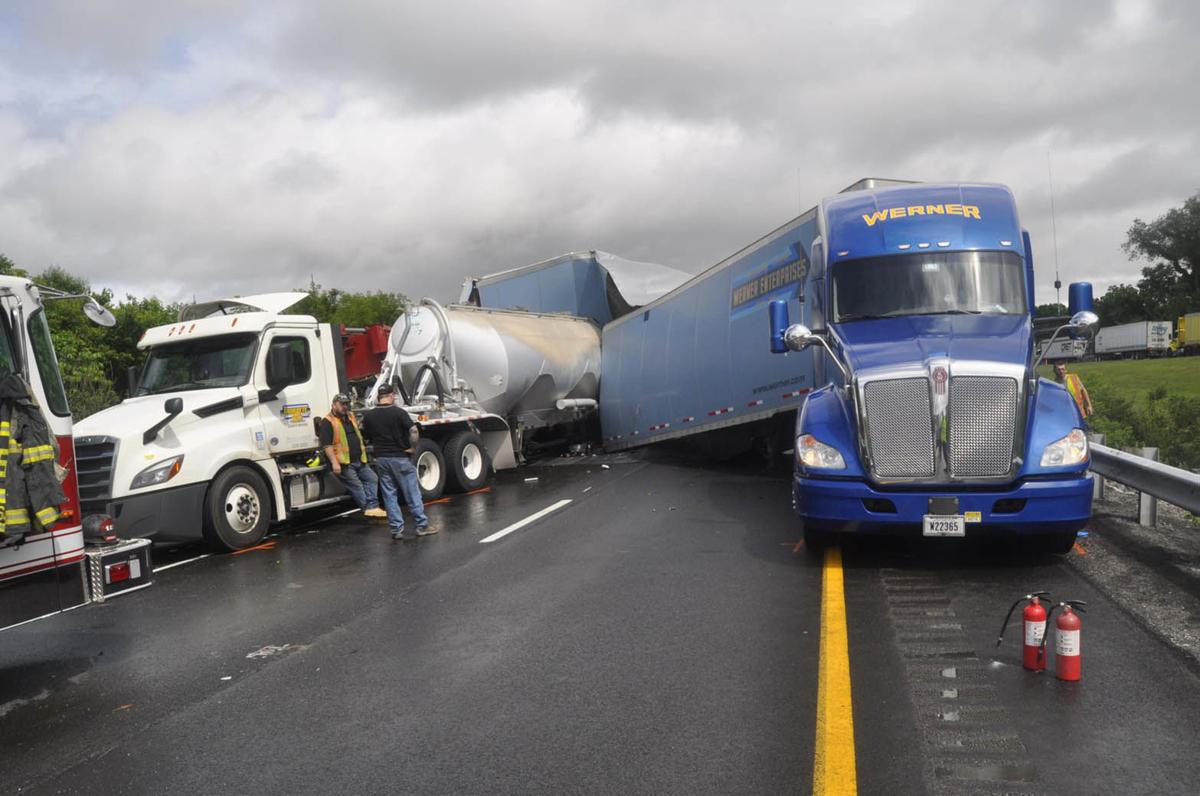 UPDATE: Berwick man killed in Interstate 80 crash involving tractor