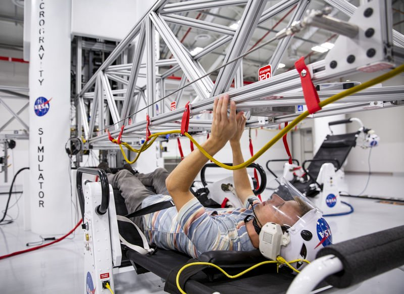 7394dccdda26 Kennedy Space Center offers immersive astronaut experience ...