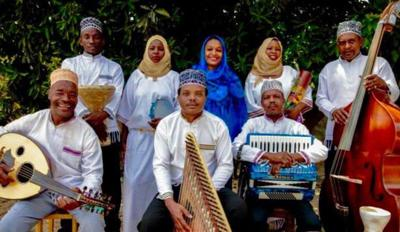 Musicians from Zanzibar to give outdoor performance