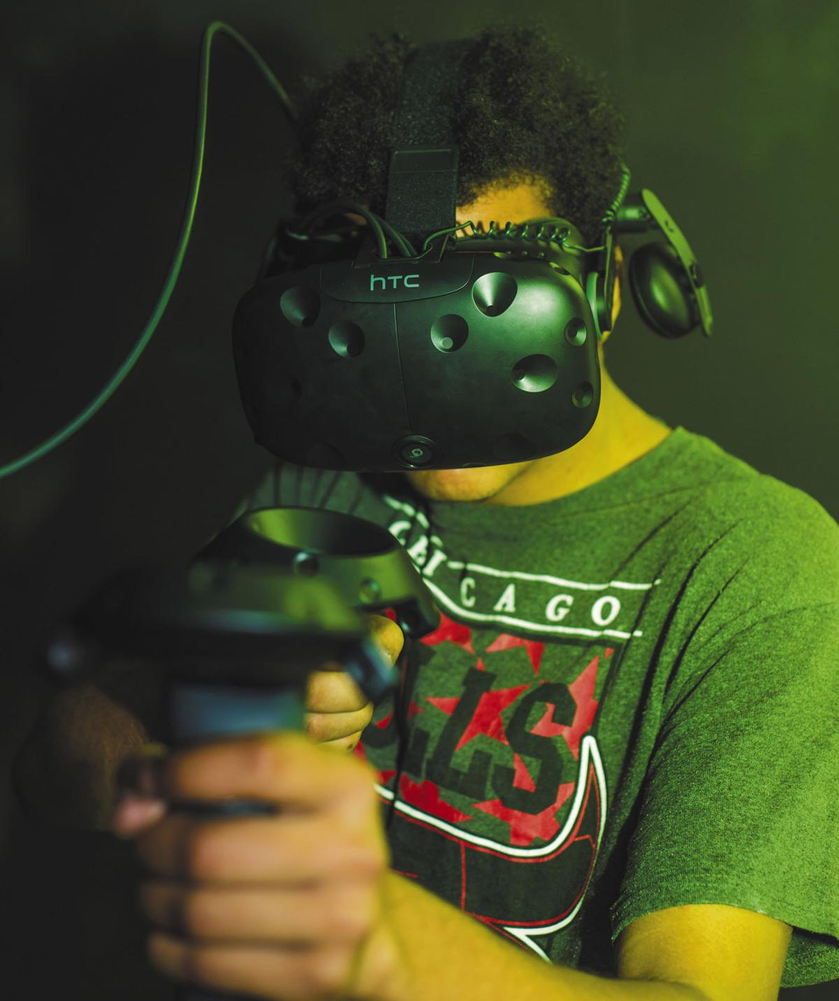 Step Into The Light Vr: Fantasy Escape Room Owner Unveils Virtual Reality Gaming