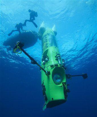 Ocean Floor Underwater Titanic