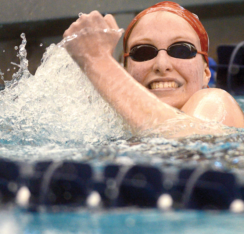 H S Swimming Deja Vu All Over Again For Lewisburg 39 S Foley Sports