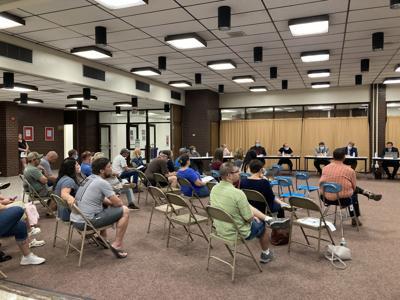 Selinsgrove School Board meeting