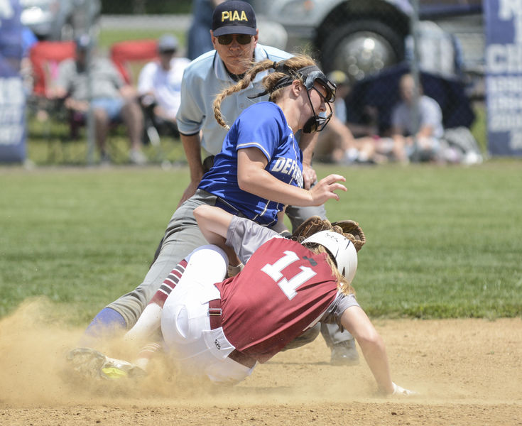 Pine Grove uses small ball, pitching to oust Warrior Run