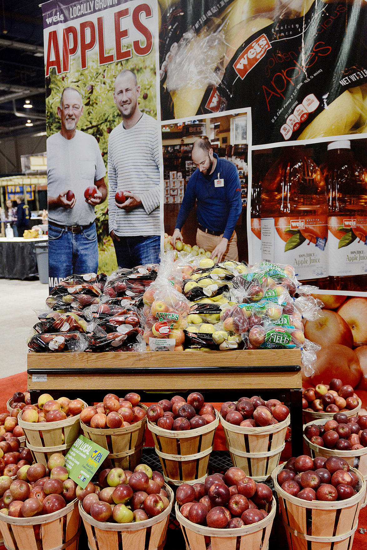 Farm Show display traces Weis' local food chain News