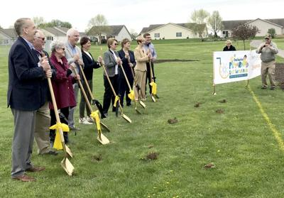 Ground breaks on all-inclusive playground in Selinsgrove