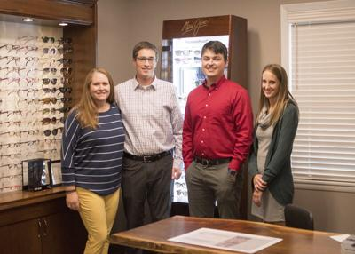 Eyecare centers thriving, expanding under couple's ownership