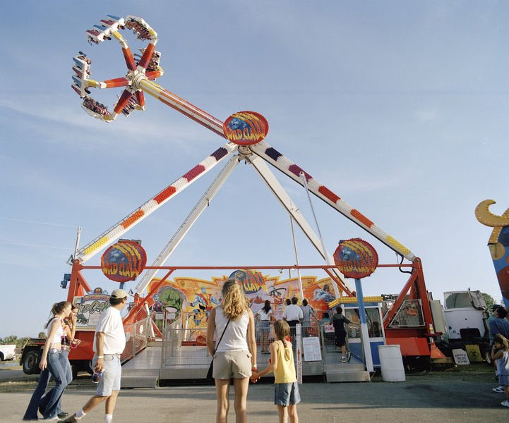 Bloomsburg Fair Ride Deemed Unsafe By State Officials