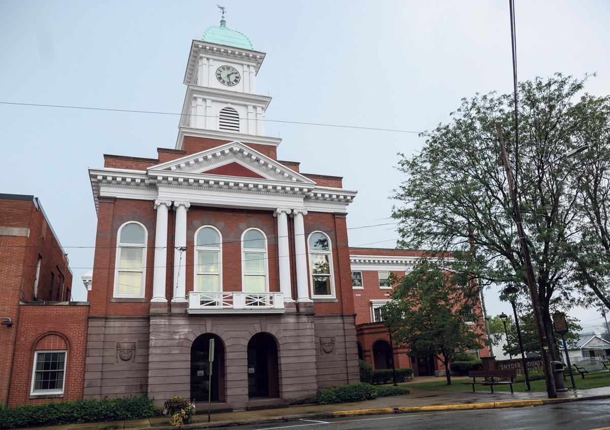 snyder county courthouse - Church Administrator Salary