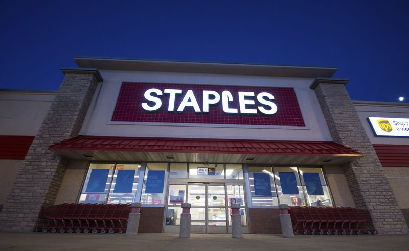 197bc4f23ae Staples closing Monroe Marketplace location