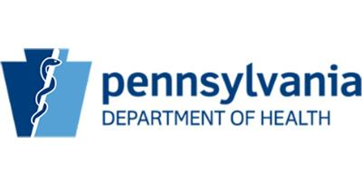 Pa Dept. of Health logo