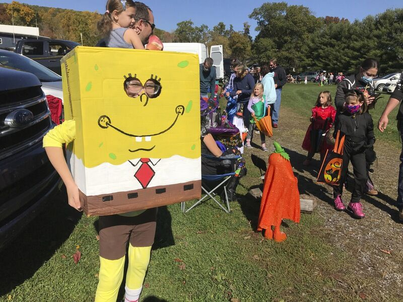 Point Drive In plays host to Trunk-or-Treat