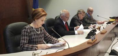 Northumberland County leaders sworn in, Schiccatano named chairman