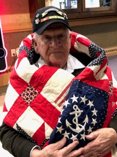 Valley veterans honored with Quilts of Valor