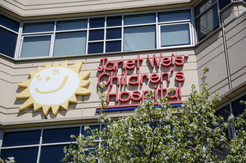 Baby receiving treatment as staff seeks clues