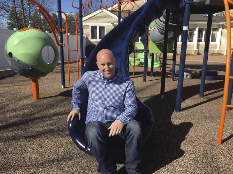 Giving back is priority for playground installation company