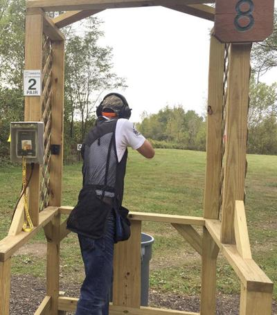 Sporting clays a draw for young people