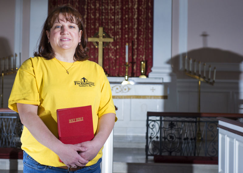 Parishioner accepts call to lead youth activities