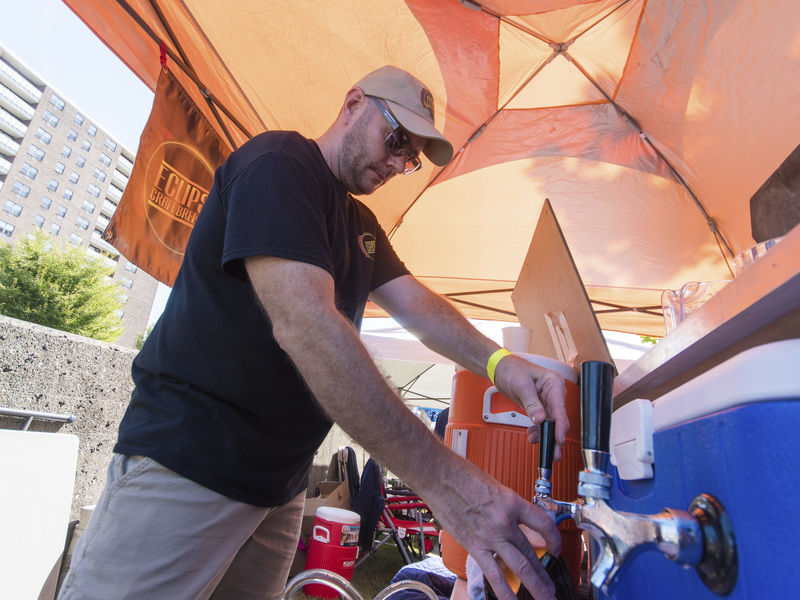 Sunbury festival attracts patrons and vendors alike