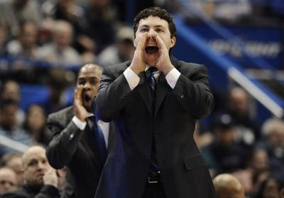 Shrewsberry hires Collins as PSU hoops assistant