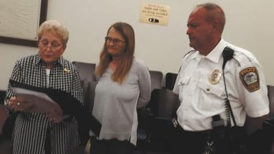 Pair honored for helping children in need