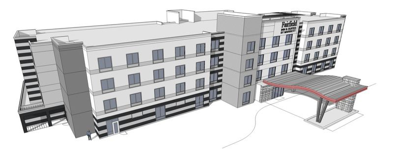 Plans approved, hotel set for late 2020 opening