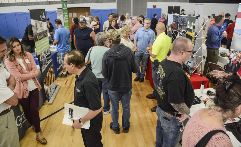 Ex-Wood-Mode workers' skills in demand at fair