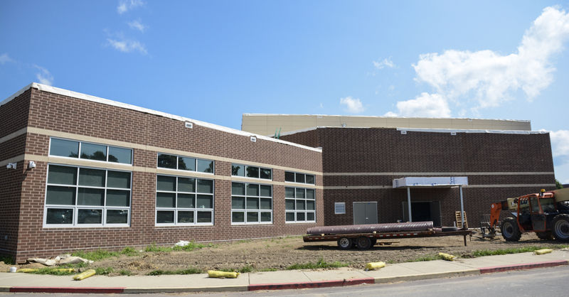 New auditorium to be done in time for school opening | Local