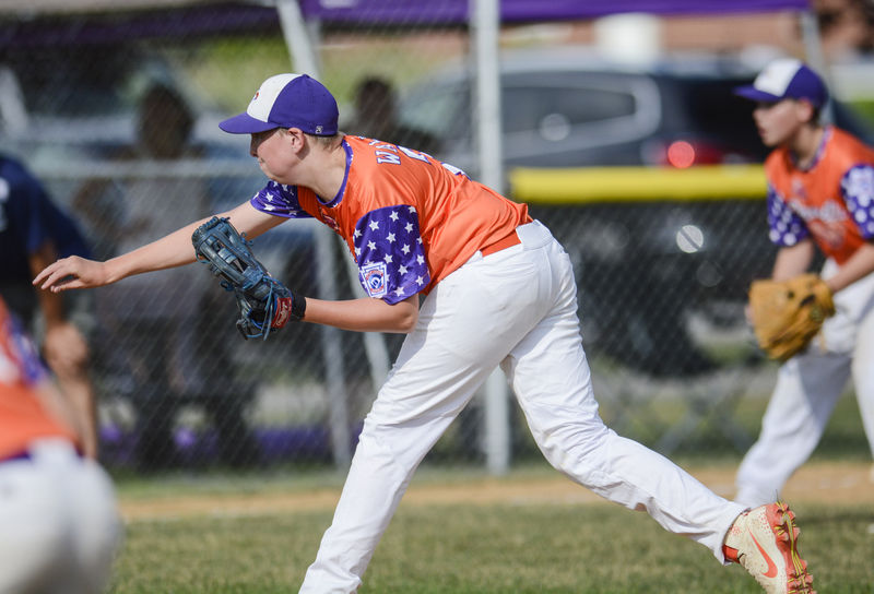 Danville, Central Columbia tied through six