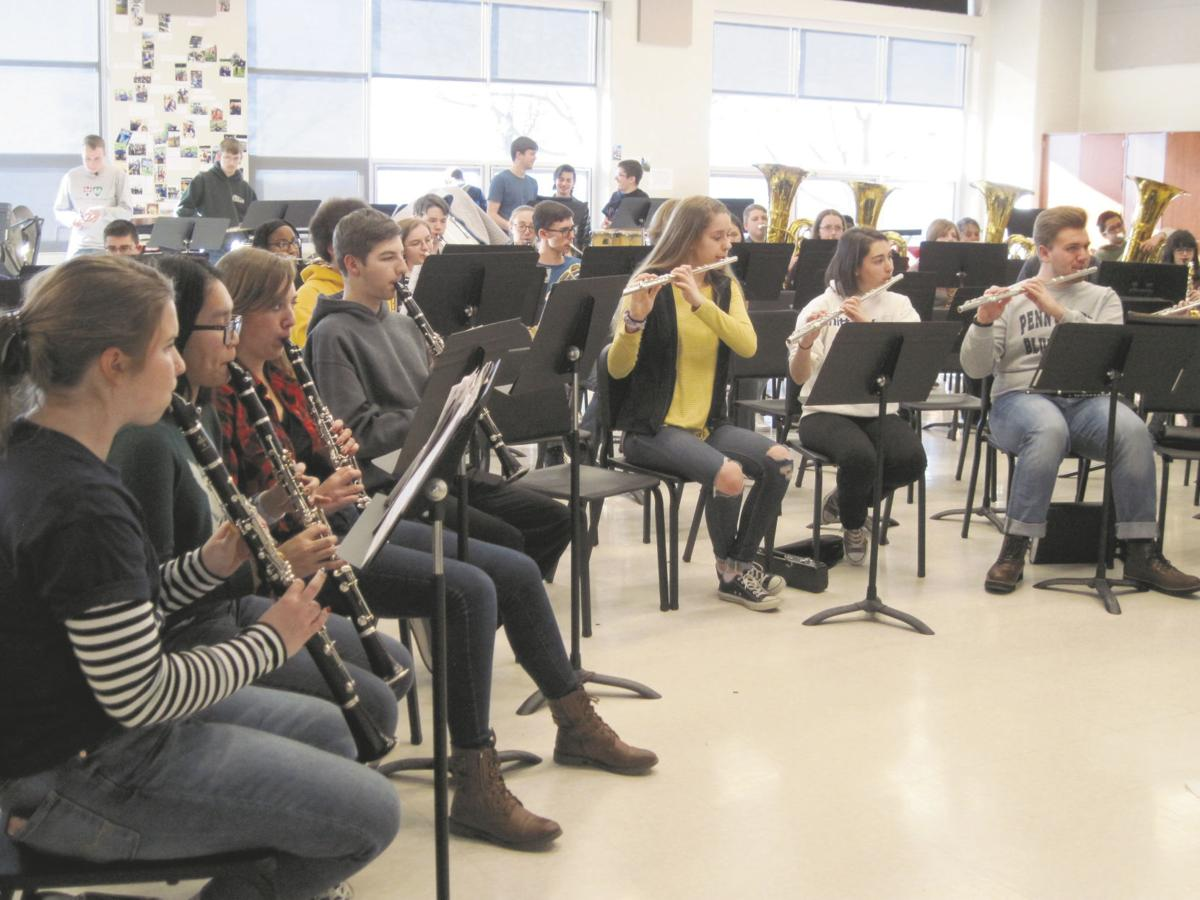 Valley students to present honors band concert at new