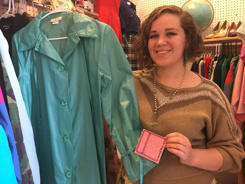 Vintage merchandise attracting more buyers