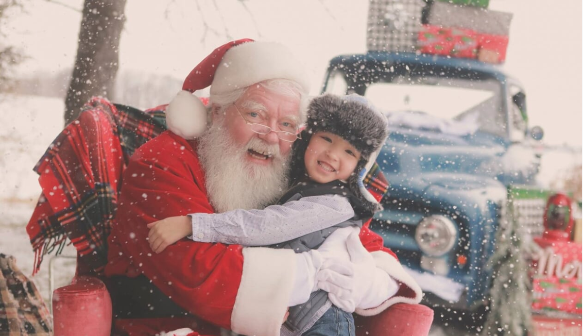 christian parents opt to tell kids truth about santa claus - Santa Claus Kids