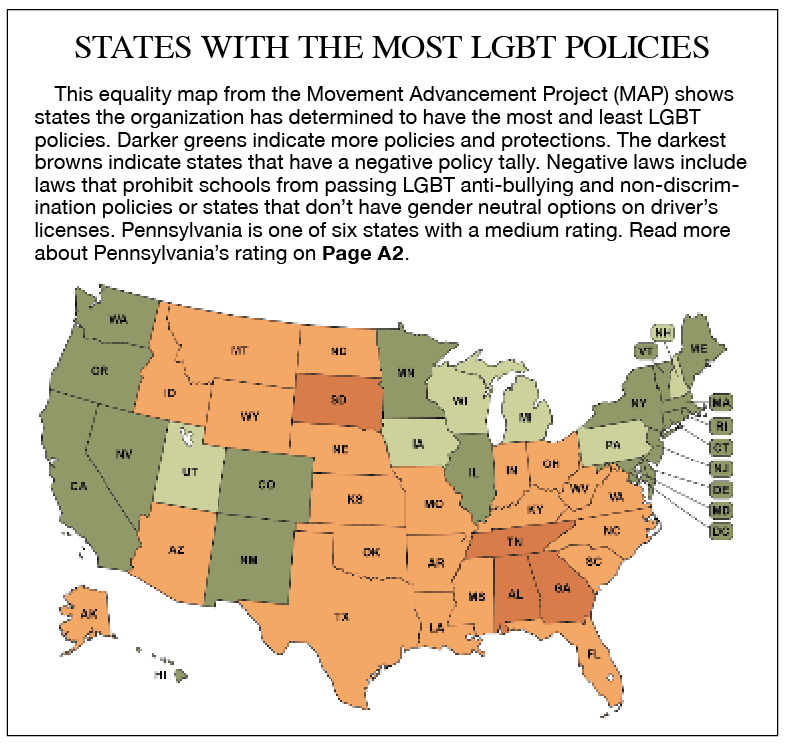 LGBT rights map