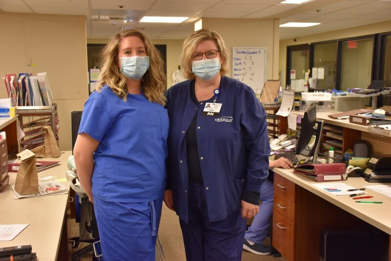 Valley front-line medical workers: 'Heart-breaking' to see COVID-19 affect patients