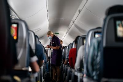 Airline Jet Interior