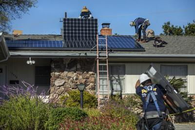 America's top residential solar CEO has started selling peace of mind