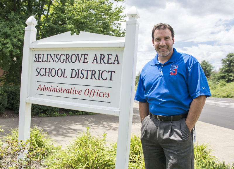 New Selinsgrove Superintendent ready to see district through pandemic
