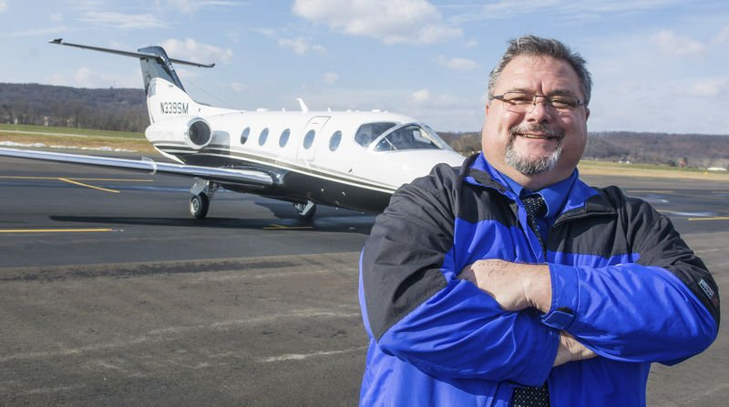 Variety of jobs necessary to keep airport viable