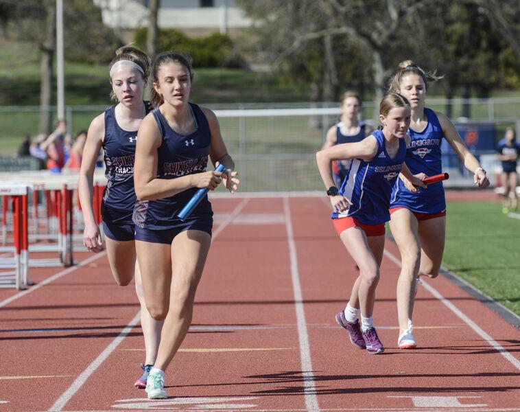 Shikellamy boys, Selinsgrove girls win track opener