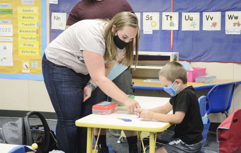 Line Mountain holds kindergarten orientation