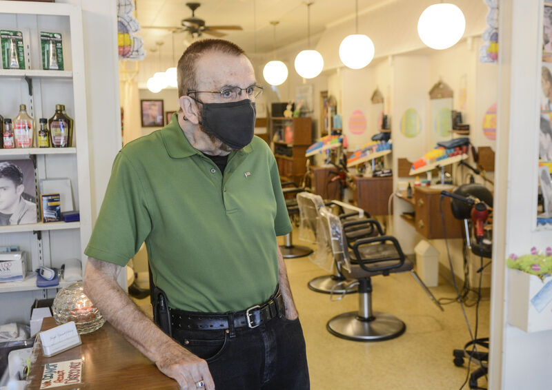 Lewisburg salon marks 50 years in business