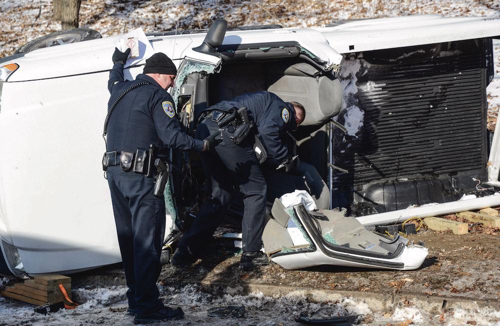 Woman cut free after 1-car crash | News | dailyitem.com