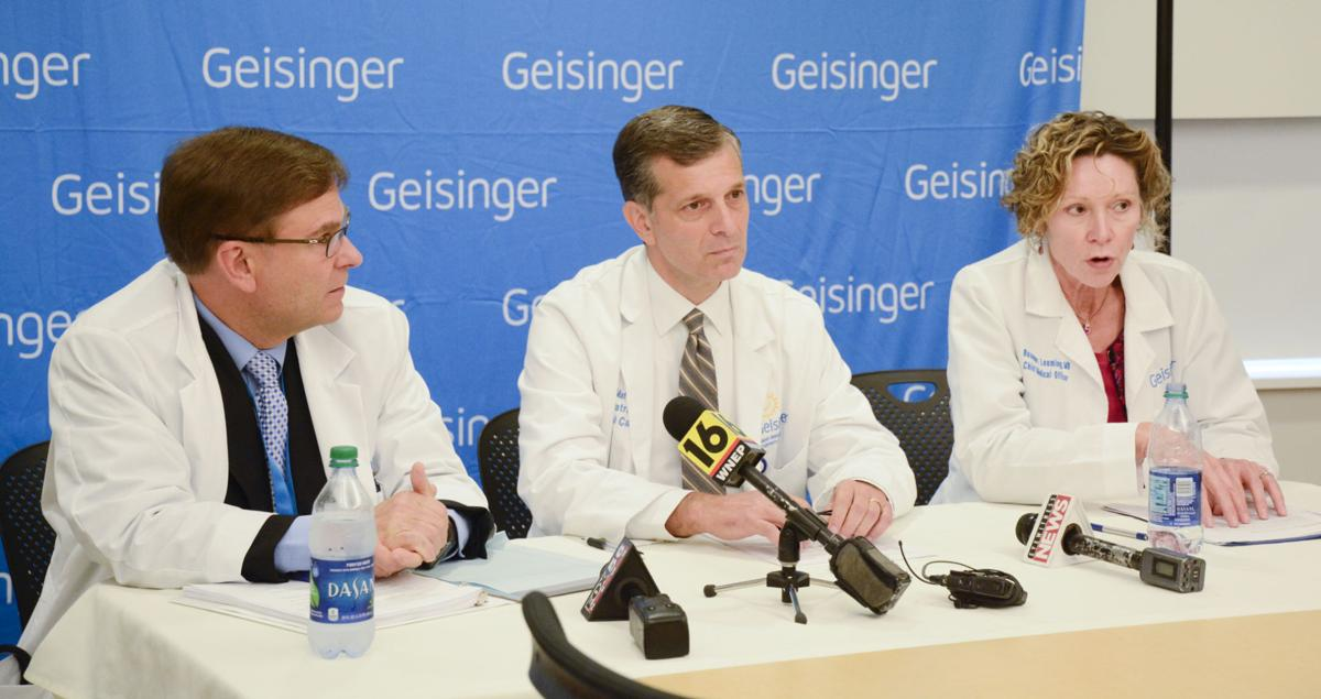 Geisinger infection